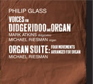 Voices - for Didgeridoo & Organ